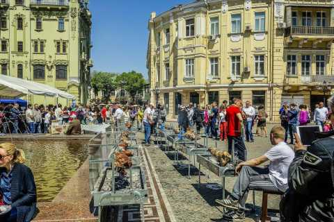 Odessa: Guided Sightseeing Tour