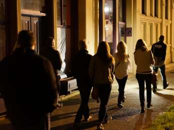 Tacoma: Downtown Walking Ghost-Tour