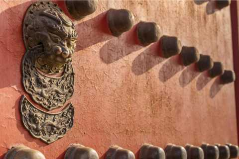 Forbidden City and Traditional Hutongs Half Day Tour