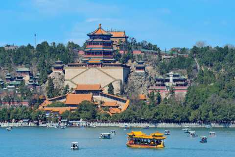 Temple of Heaven and Summer Palace Half-Day Tour
