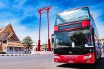 Bangkok: Hop-On Hop-Off Bus with 24, 48 or 72-Hour Validity