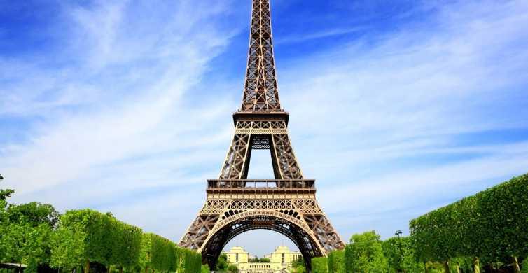 Paris: Eiffel Tower Summit Floor Ticket & Seine River Cruise