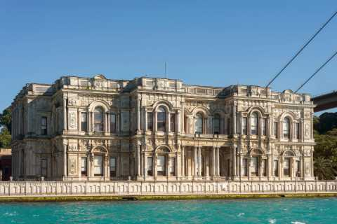 Istanbul: Beylerbeyi Palace and Camlica Hill Guided Tour