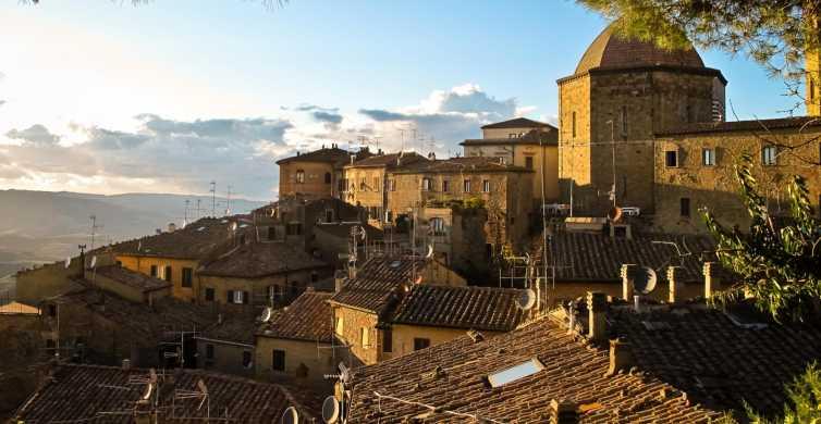 Rome: Twilight Scenes of Volterra Tour
