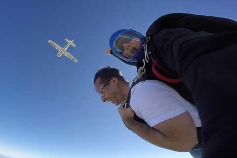 Cape Town: Tandem Skydiving