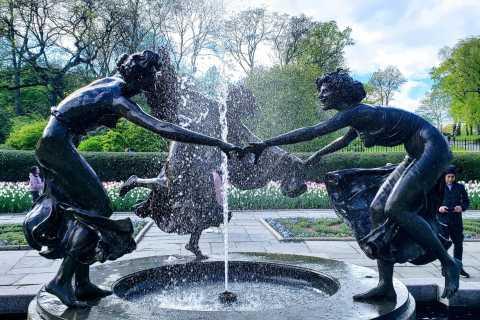 New York: Secrets of Central Park North-Side Walking Tour