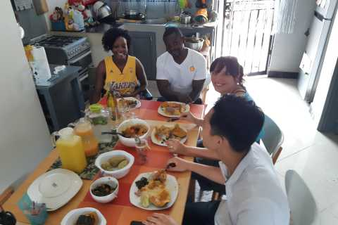 Kampala: Private Cooking Class with a Local Host