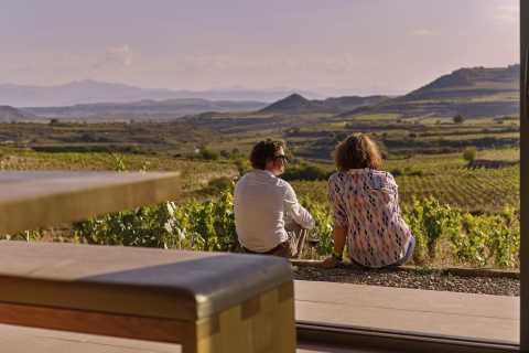 La Rioja: Small-Group 2-Winery Tasting and Tapas Tour