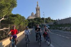 Marseille Lou Pitchoun Mar Posto de bicicleta elétrica