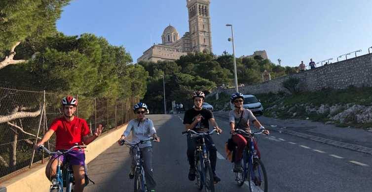 Marseille Lou Pitchoun Seaside Tour by Electric Bike