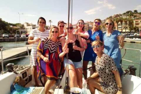 Catania: tour in barca a vela e spritz