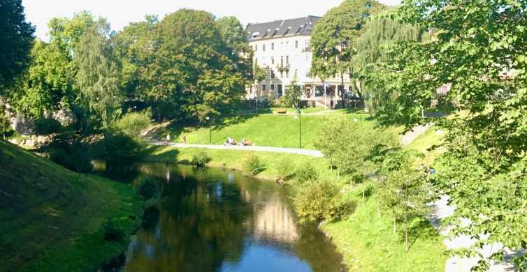 Oslo: Riverwalk and Norwegian Food Tasting