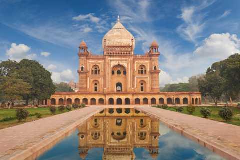 Delhi: Heritage Photography Tour