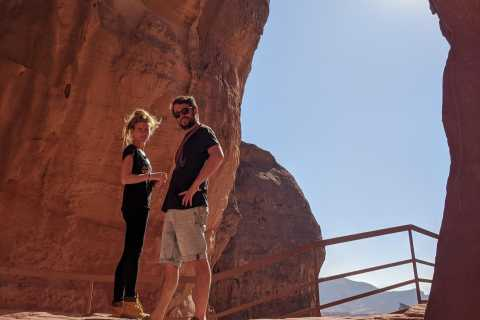 Ab Eilat: Tour zu den Highlights des Nationalparks Timna