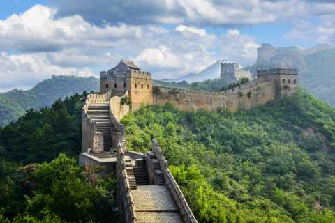 From Beijing: Mutianyu Great Wall Private Tour