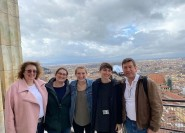 Florenz an einem Tag - nur David und Duomo