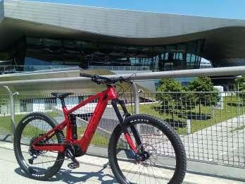 München: Stadtrundfahrt per E-Bike