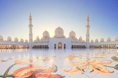 Abu Dhabi: City Tour com Grande Mesquita e Palácio Real