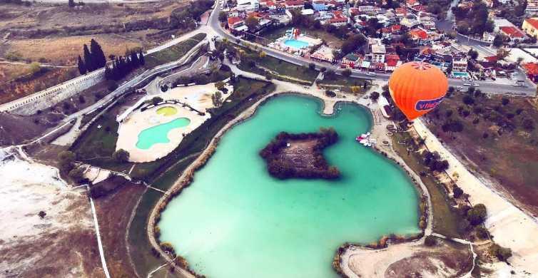 Pamukkale: Hot Air Balloon Flight