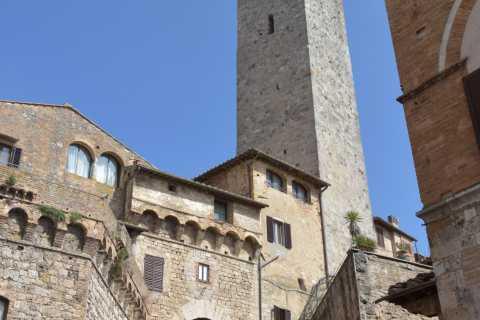 San Gimignano: excursão a pé por destaques da cidade de 1,5 horas