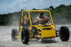 Punta Cana: passeio de buggy VIP no Bavaro Adventure Park