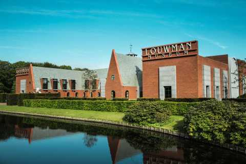 The Hague: Classic Cars Louwman Museum Entry