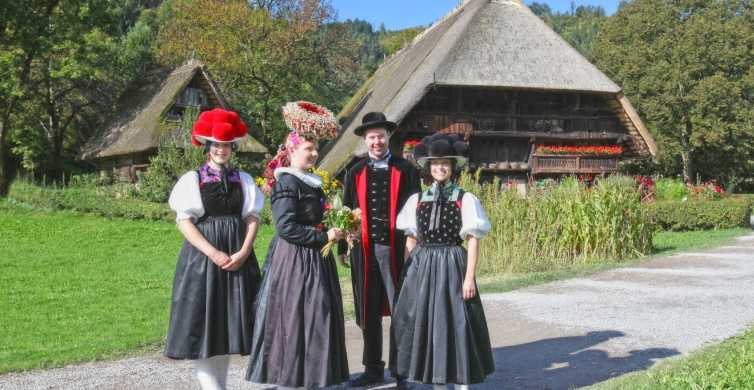 Black Forest: Multiple Attractions' Card