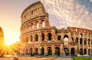 Rom: Kleingruppen VIP Colosseum Tour am frühen Morgen