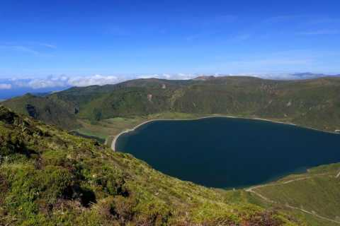 São Miguel: Full-Day Hike to Lagoa do Fogo