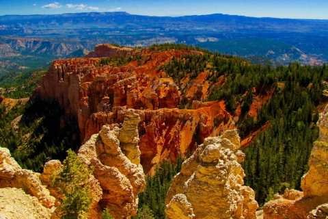 From Bryce Canyon: One-Way Luxury Shuttle to Las Vegas