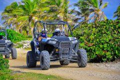 Bavaro Adventure Park: Excursão de Buggy Polaris de 3 Horas