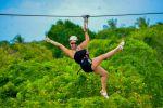Punta Cana: Bavaro Adventure Park 5-Activity Package