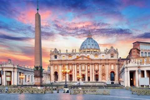 Rom: Vatikanische Museen & Petersdom Tour
