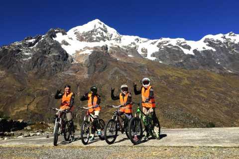 Cusco: 4-Day Multi-Activity Inca Hike to Machu Picchu