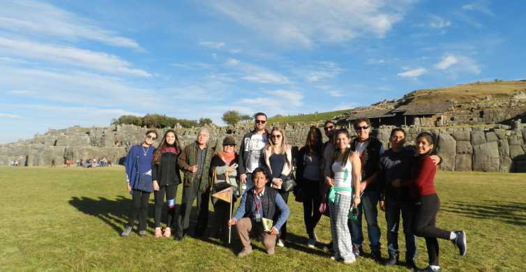 From Cusco: City Tour, Maras, and Machu Picchu 3-Day Tour