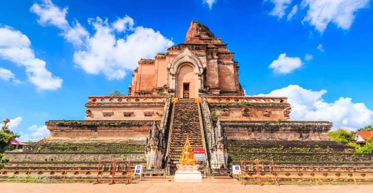 Chiang Mai: Historical Temples Small Group Half-Day Tour