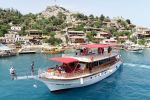 Kekova & Sunken City Boat Tour From Kas