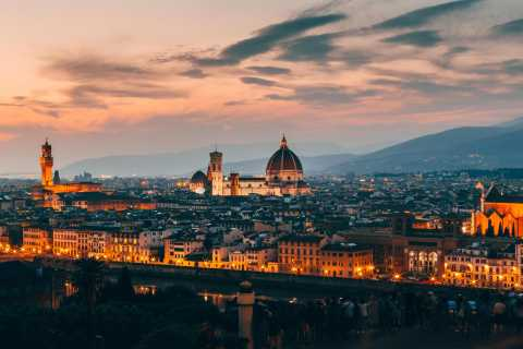 Florence: Guided Flavors of Tuscany Tour