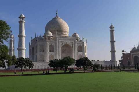 Desde Delhi: viaje privado al Taj Mahal, Fuerte de Agra y Baby Taj