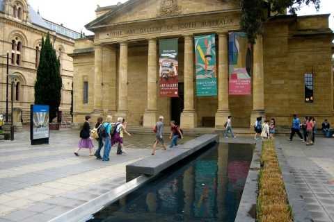 Adelaide: Half-Day City Highlights, Mt. Lofty, and Hahndorf