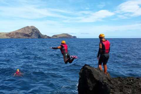 Madeira: Half-Day Coasteering Tour