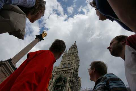 München: 2-stündiger privater Rundgang