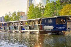 Ottawa: cruzeiro pelo canal Rideau