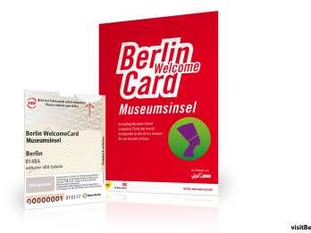 Berlin WelcomeCard: Museumsinsel & Nahverkehr