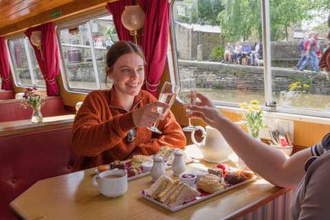 Skipton: 2-Hour Afternoon Tea Cruise