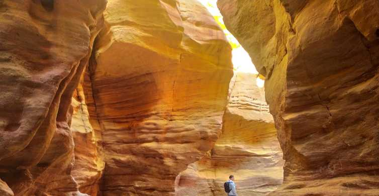 From Eliat: Red Canyon Guided Tour