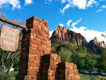 Las Vegas: Einweg-Luxus-Shuttle-Service nach Zion