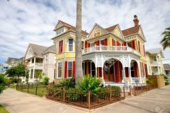 De Houston: 6 horas Galveston Island Tour