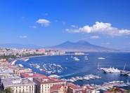 Neapel: 4-stündige Panorama-Vespa-Tour