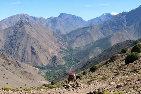 Marrakesh: 3-Day Valley Trek Comfort Tour